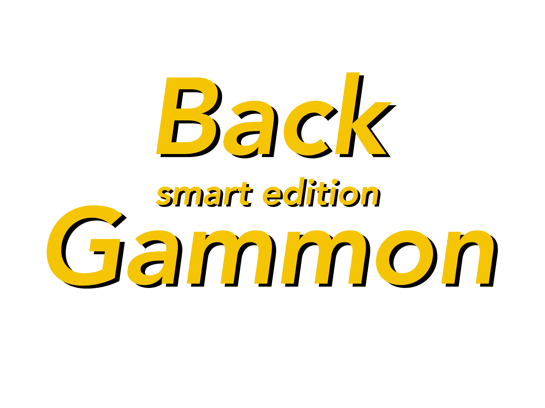 Back Gammon Logo